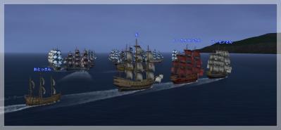 2010-03-06 艦隊
