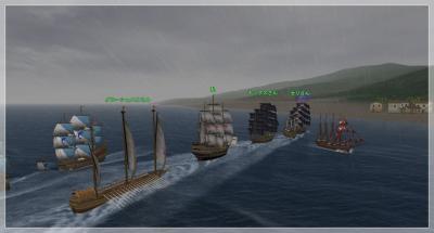 2010-03-13 艦隊