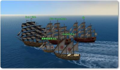 2010-04-29 艦隊