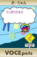 2010-05-07 ポーちゃん