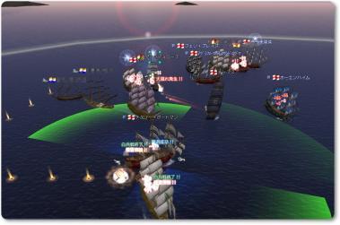 2010-05-28 大海戦ブラッディローズさんと対戦