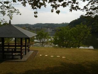 亀山湖ディキャンプ場