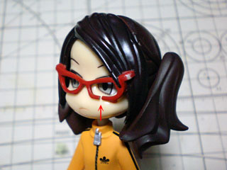メガネが…メガネが~!