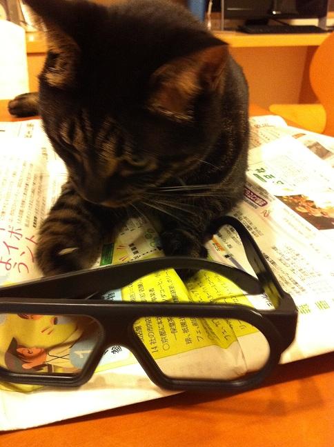 メガネ3D