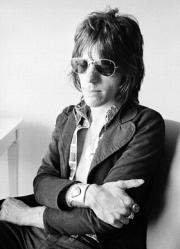 jeff beck black and white