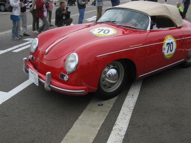 1955 PORSCHE 356 PRE A SPEEDSTER
