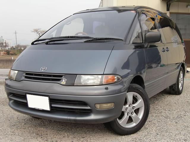 トヨタ エスティマ ルシーダ 総額20万 お年玉価格車
