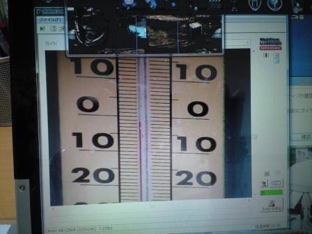 ワークスファーム 温度計