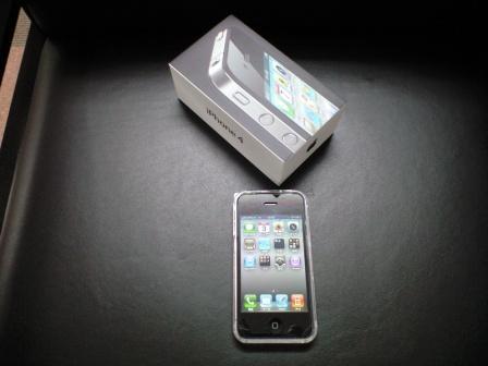 iPhone4 アプリ