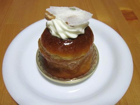 山川のケーキ