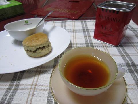 フランス紅茶と