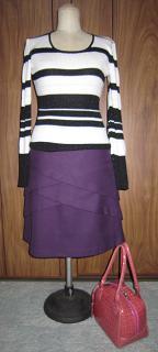 白&紫αピンク