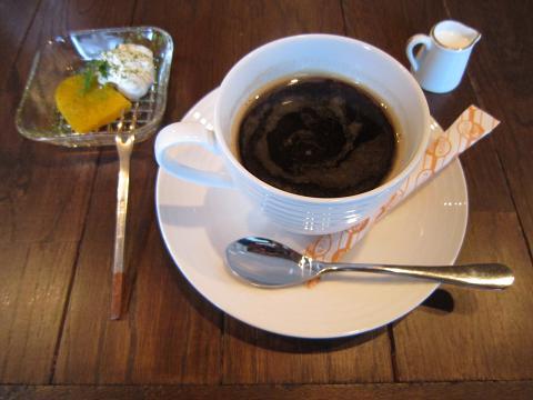 コーヒー&サービス