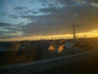 新幹線から3