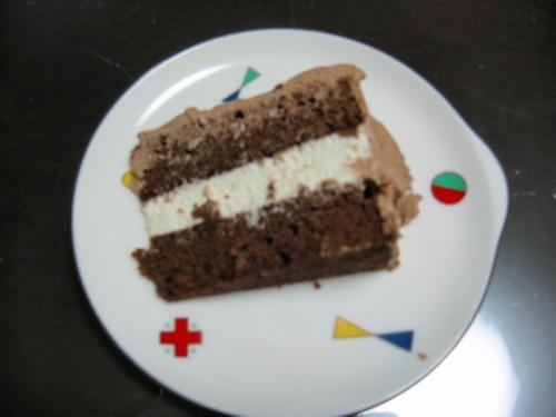 2009.12.24ケーキ