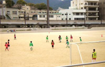 3月27日小学生チーム練習試合