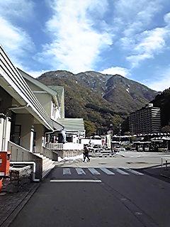 黒部渓谷鉄道・1