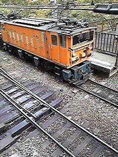 黒部渓谷鉄道・26