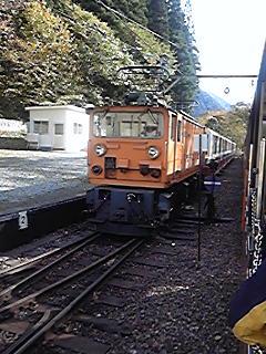 黒部渓谷鉄道・13