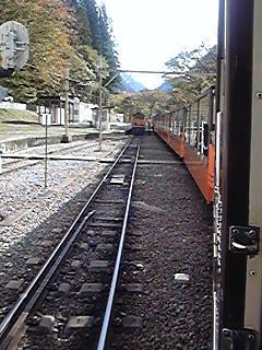 黒部渓谷鉄道・14