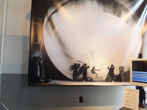 風船爆弾の大きさ