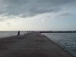 20100421 黒井突堤