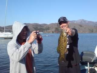 20100425 笠原さん 44cm 1100g