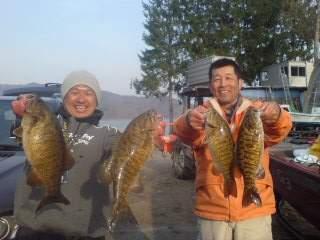20100426 ツッキーと恵三君