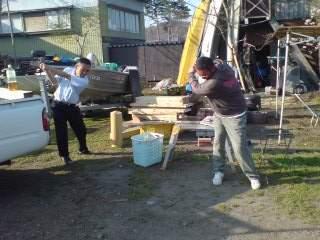 20100502 今井ゴルフ教室1