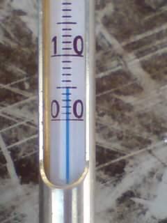 20100513 朝の気温