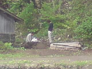 20100519 YMの水道工事