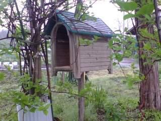 20100528 犬小屋再利用