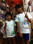 Tシャツ璃子桜子