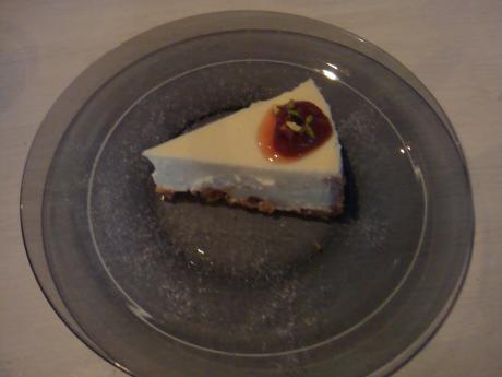 ヒヤシンスカフェケーキ2