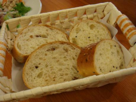 alberoパン