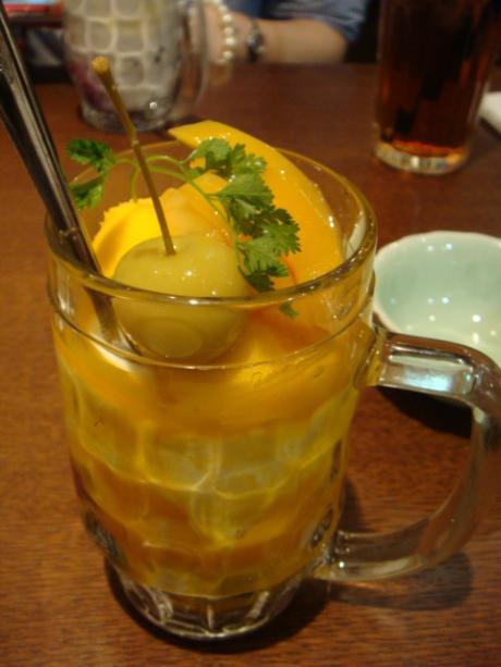 アジアン麺茶チェー