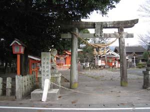 内牧菅原神社 1