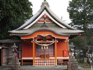 内牧菅原神社 2