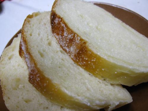 バタートップ@自家製レーズン酵母断面