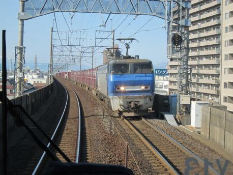 東海道線の車窓 5
