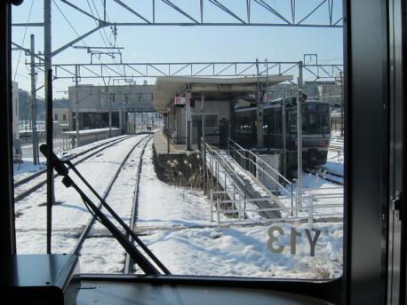 東海道線の車窓 23