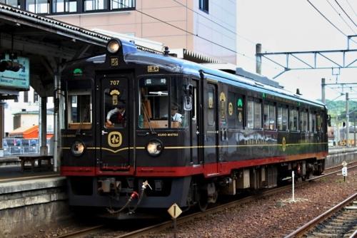 北近畿タンゴ鉄道 くろまつ号 4
