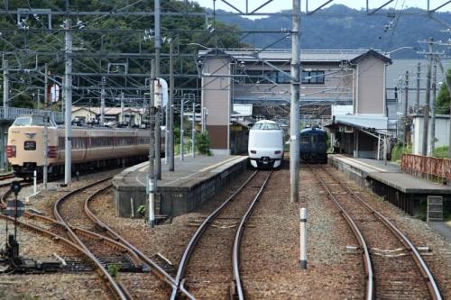 天橋立駅-1