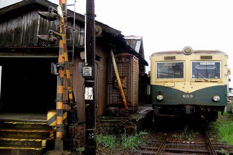 紀州鉄道キハ603  3