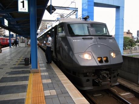 にちりん26号 宮崎駅
