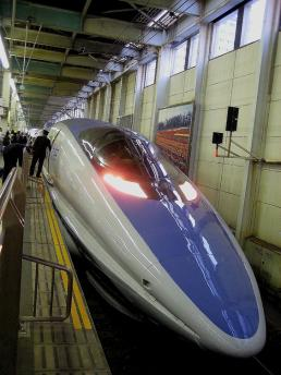 広島駅新幹線 1