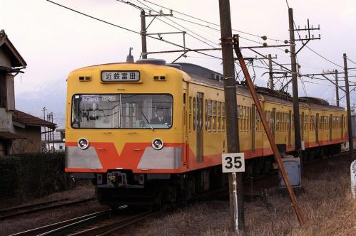 三岐鉄道機関車-4