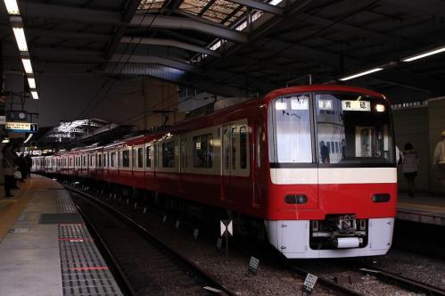 2012年1月2日 京急品川駅 1