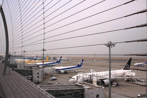 羽田ターミナル国内線 4