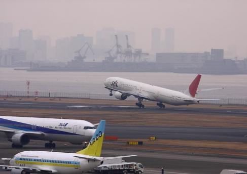 羽田ターミナル国内線 11